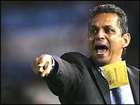 Colombia coach Reinaldo Rueda