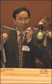 Dr QingXiang Wu