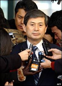 Hwang Woo-Suk (AFP)