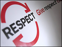 Respect logo