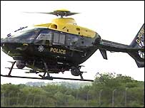 The PSNI has received its first helicopter