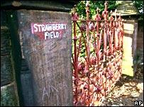 Puertas de Strawberry Field
