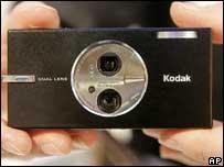 Kodak Easyshare V570, AP