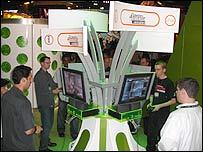 Xbox stand at E3
