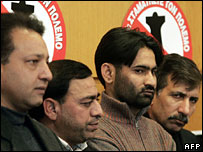 Pakistanis at centre of abduction row in Greece, 3 January 2006
