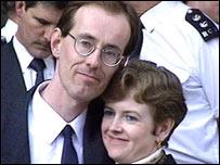 Jonathan Jones and the Tooze's daughter Cheryl