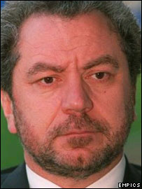 Former Tottenham chairman Sir Alan Sugar