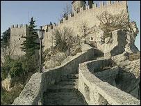 Fortress, San Marino