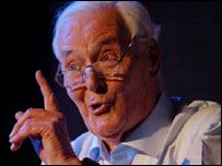Tony Benn - photo copyright Justin Williams
