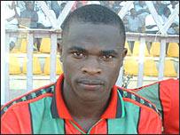 Kenya striker Dennis Oliech