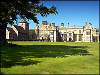 Wilton Park conference centre (Wiston House)