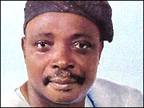 Rashidi Adewolu Ladoja, impeached governor of Oyo State (from the Oyo State Government website)