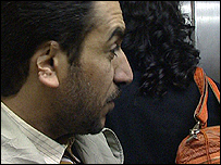 A side image of Khalid shows how his ear was amputated