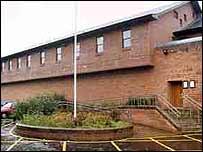 Dumfries Prison