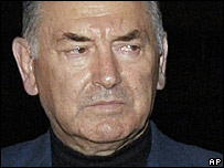 Александр Дзасохов (фото сентября 2004 года)