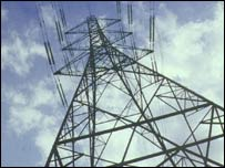 Image of a pylon
