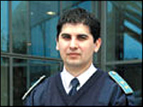 George Makula, Roma Police Officers' Association