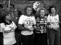 Margaret Thatcher with other