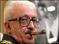 Tariq Aziz (archive image)