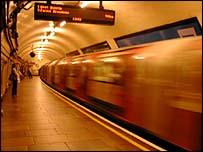 Tube platform