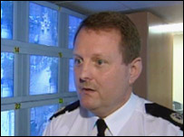 Assistant chief constable Ian Dickinson