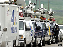Media vans