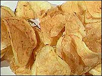 Image of crisps