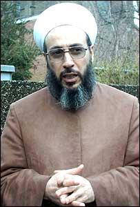 Sheikh Muhammad al-Khaznawi (Credit: www.amude.com)