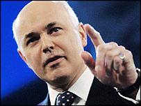 Iain Duncan Smith, former Conservative leader