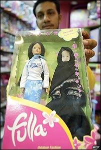 Fulla, la muñeca musulmana