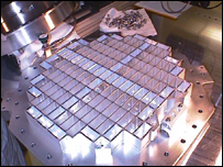 Aerogel tray (Nasa)