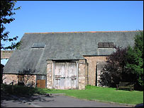 Dunster tithe barn