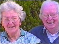 Rhiannon a Gwynfor Evans