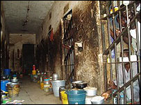 Central prison in Kaduna, Nigeria [Anne Isabelle Leclercq/IRIN]