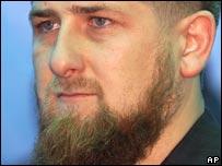 Acting Chechen Prime Minister Ramzan Kadyrov