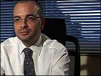 Instant Rentals director Khalid Al Alamy