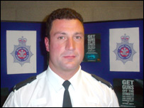 Pc Simon Tudor