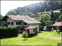 House searched by police in Graz