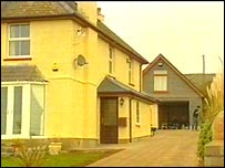 Tim Thorogood's home on Gower