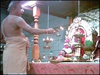 Eelap Patheeswarar temple in Wembley, London