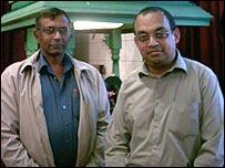 Vivekanandan and Jeyadevan