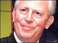 Jacques Santer, former European Commission President