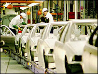 US BMW factory