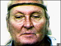 Clarence Ray Allen (undated picture provided by the California Department of Corrections)