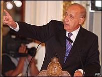 Roberto Lavagna, ministro de Economía