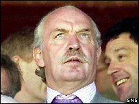 Celtic major shareholder Dermot Desmond
