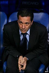 Vanderlei Luxemburgo, ex entrenador del Real Madrid