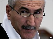 Juez iraquí, Rizgar Mohammed Amin
