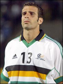 South Africa's Pierre Issa