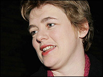 Education Secretary Ruth Kelly